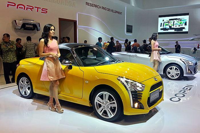 Harga Resmi Daihatsu Copen 2016 Terbaru