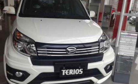 Paket Kredit Murah Daihatsu Terios April 2017