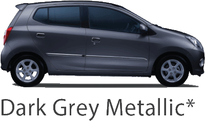 Dark Grey Metallic