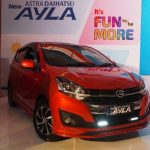 Harga OTR Jakarta Daihatsu Ayla November 2020