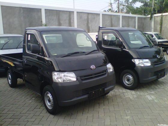 Harga Daihatsu Gran Max Pickup-