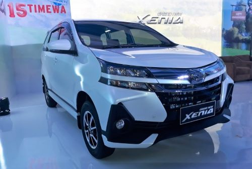 Harga OTR Jakarta Daihatsu Great New Xenia Februari 2020