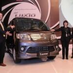 Harga OTR Jakarta Daihatsu Luxio Februari 2020