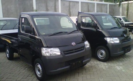 Paket Kredit Daihatsu Grand Max Pickup April 2015