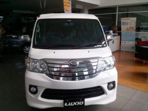 Promo Daihatsu Luxio Februari 2021, DP Ringan!
