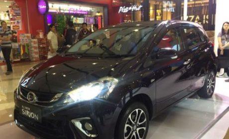 Promo Daihatsu Sirion Maret 2019, DP Ringan!