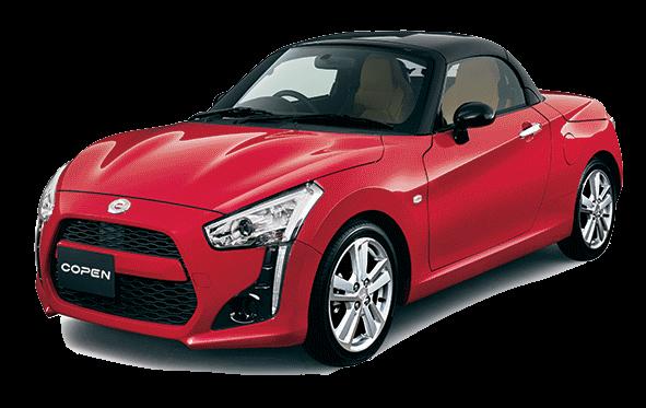 Daihatsu Copen Matador Red