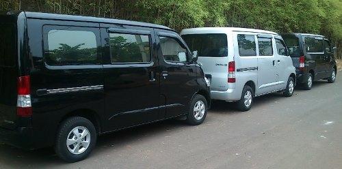Paket Kredit Murah Daihatsu Gran Max Minibus