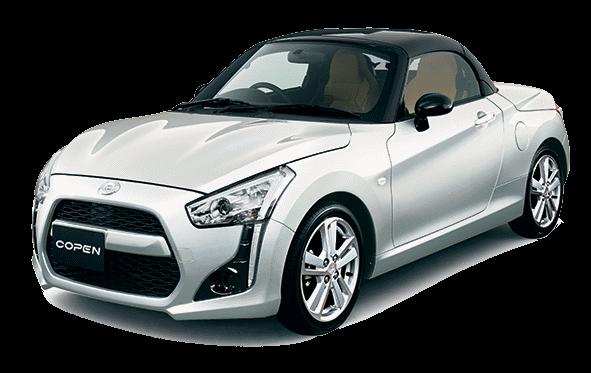 Daihatsu Copen Pearl White