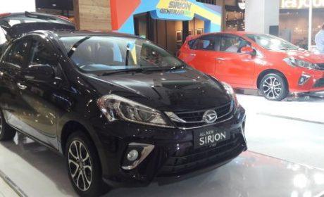 Paket Kredit Murah Daihatsu Sirion Maret 2019