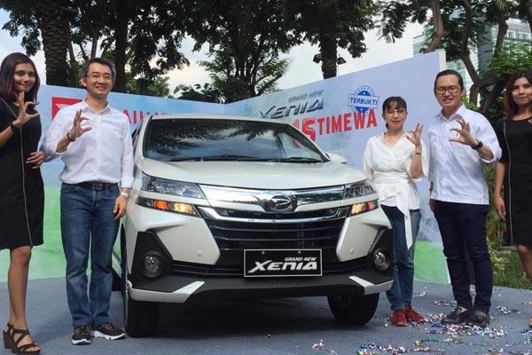 Promo Daihatsu Great Xenia Mei 2019, DP Murah!