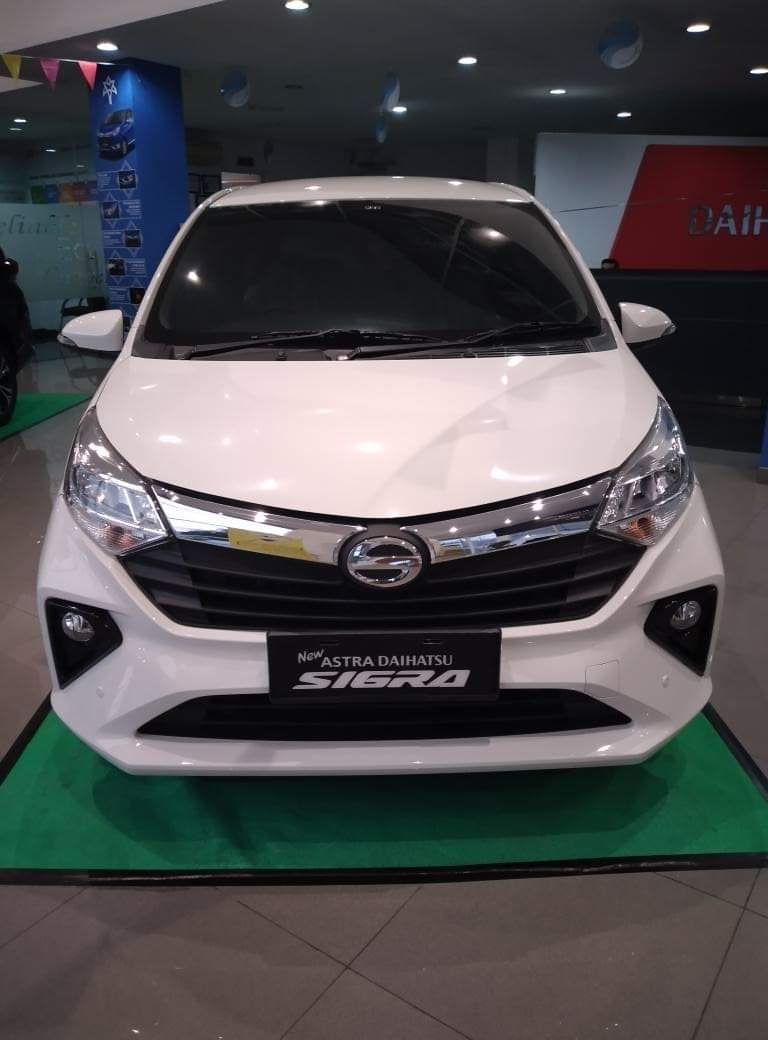 Paket Kredit Murah Daihatsu Sigra November 2020
