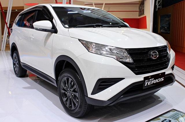 Harga Kredit Murah Daihatsu Terios April 2021